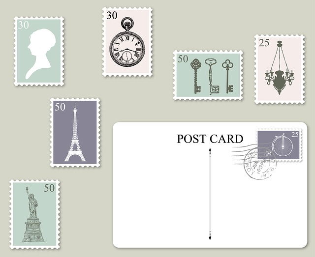 Invention of Stamps